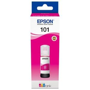 Cerneala EPSON 101 EcoTank/ITS C13T03V34A, magenta
