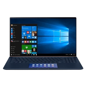 "Laptop ASUS ZenBook 15 UX534FAC-AA101T, Intel Core i7-10510U pana la 4.9GHz, 15.6"" 4K UHD, 16GB, SSD 512GB, Intel UHD Graphics 620, Windows 10 Home, Royal Blue"