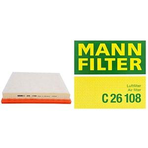Filtru aer MANN C26108 Chevrolet Europe Cruze/Orlando, Opel Astra J/Zafira Tourer