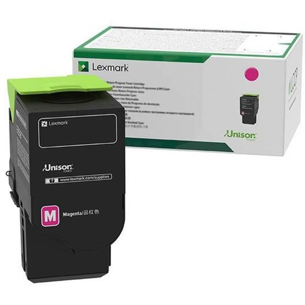 Toner LEXMARK XL C232HM0 Return Program, magenta