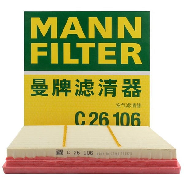 Filtru aer MANN C26106 Opel Astra J 1.4 I
