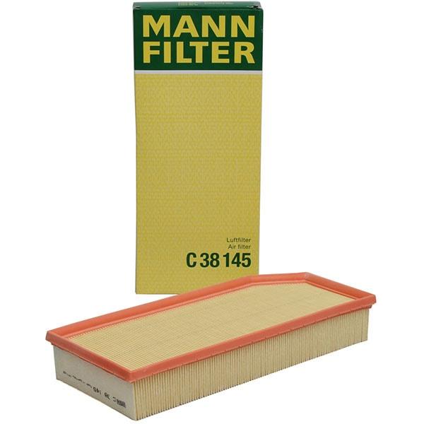 Filtru aer MANN C38145 Mercedes C Class 2.0 Cdi
