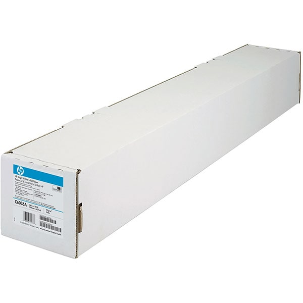 "Rola hartie plotter HP C6036A, 36"", 45.7 m"