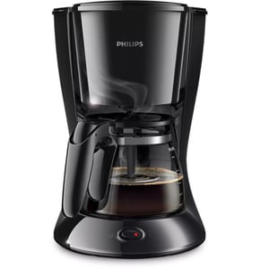 Cafetiera PHILIPS Daily Collection HD7461/20, 1.2l, 1000W, negru