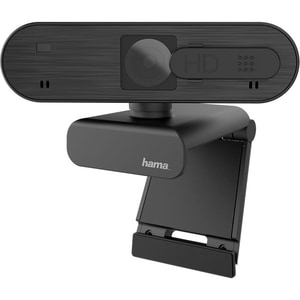 Camera Web HAMA C-600 Pro, Full HD 1080p, negru