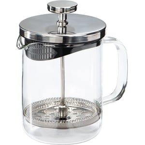 Infuzor ceai/cafea  XAVAX 111245, 0.6l, sticla, transparent