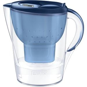 Cana filtranta BRITA Marella Maxtra+ BR1039276, 3.5l, albastru-transparent