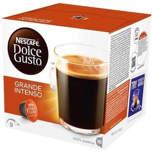 Capsule cafea NESCAFE Dolce Gusto Grand Intenso, 16 capsule, 160g