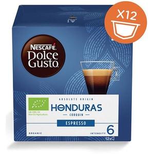 Capsule cafea NESCAFE Dolce Gusto Espresso Honduras BIO, 12 capsule, 72g