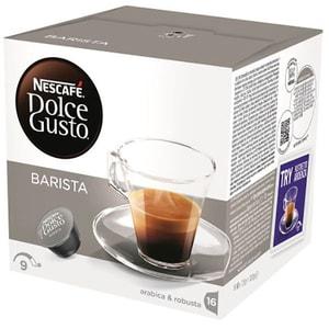 Capsule cafea NESCAFE Dolce Gusto Espresso Barista, 16 capsule, 112g