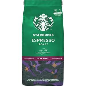 Cafea macinata STARBUCKS Dark Espresso Roast 12451960, 200g