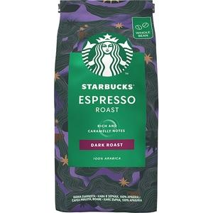 Cafea boabe STARBUCKS Dark Espresso Roast 12452633, 200g