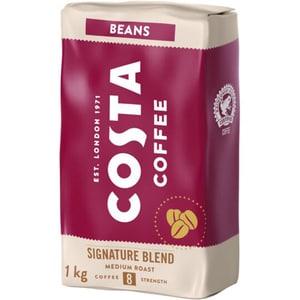 Cafea boabe COSTA COFFEE Signature Blend 30176, 1000g