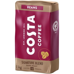 Cafea boabe COSTA COFFEE Signature Blend Dark 30182, 1000g