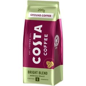 Cafea macinata COSTA COFFEE Bright Blend 30186, 200g