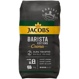 Cafea boabe JACOBS Barista Editions Crema, 1000g