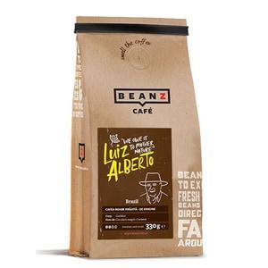 Cafea boabe BEANZ Luiz Alberto 100% Arabica, 330g