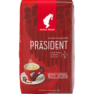 Cafea boabe JULIUS MEINL Classic Collection Prasident 89933, 1000g