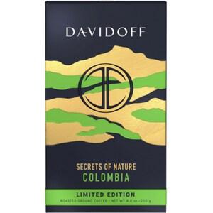 Cafea macinata DAVIDOFF Secrets of Nature Columbia 513847, 250g