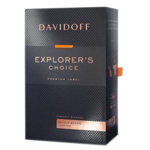 Cafea boabe DAVIDOFF Explorer's Choice, 500g