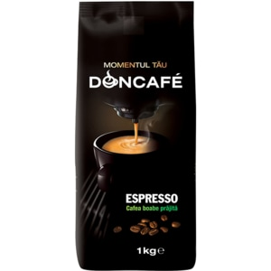 Cafea boabe DONCAFE Espresso 302589, 1000g
