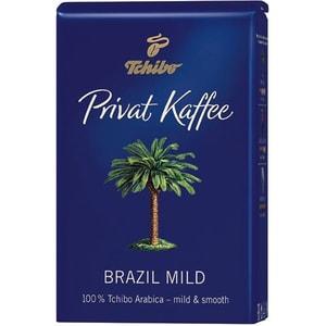 Cafea boabe TCHIBO Privat Kaffee Brazil Mild, 500g