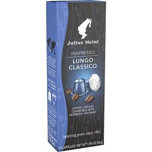 Capsule cafea JULIUS MEINL Inspresso Lungo Classico 84594, 10 capsule, 55g