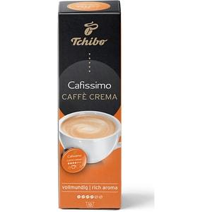 TCHIBO Cafissimo Caffe Crema Rich Aroma, 10 capsule, 80g