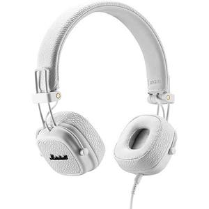 Casti MARSHALL Major III, Cu fir, On-ear, Microfon, alb