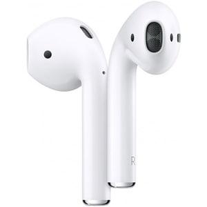 Casti APPLE AirPods 2 MV7N2ZM/A, True Wireless Bluetooth, In-Ear, Microfon, alb