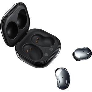 Casti SAMSUNG Galaxy Buds Live SM-R180NZKAEUE, True Wireless, Bluetooth, In-Ear, Microfon, Mystic Black