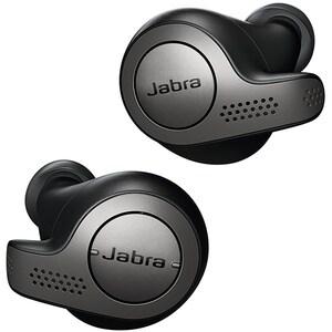 Casti JABRA Elite 65t, True Wireless Bluetooth, In-Ear, Microfon, negru