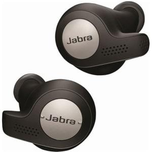 Casti JABRA Elite Active 65t, True Wireless Bluetooth, In-Ear, Microfon, negru