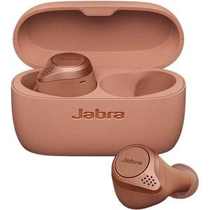 Casti JABRA Elite Active 75t, True Wireless, Bluetooth, In-ear, Microfon, Noise Cancelling, Sienna
