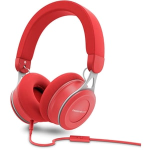 Casti ENERGY SISTEM Urban 3, ENS446902, Cu Fir, On-Ear, Microfon, rosu
