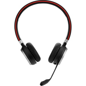 Casti JABRA Evolve 65 UC, Bluetooth, On-Ear, Microfon, Noise Cancelling, negru