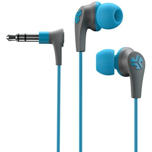 Casti JLAB JBuds 2 Signature, Cu Fir, In-Ear, albastru