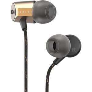 Casti MARLEY Uplift 2.0, EM-JE091-BA, Cu Fir, In-Ear, Microfon, maro