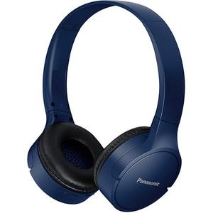 Casti PANASONIC RB-HF420BE-A, Bluetooth, On-Ear, Microfon, albastru