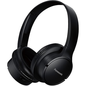 Casti PANASONIC RB-HF520BE-K, Bluetooth, Over-Ear, Microfon, negru