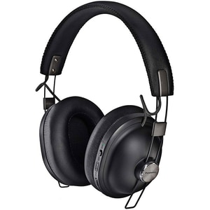 Casti PANASONIC RP-HTX90NE, Bluetooth, On-Ear, Microfon, Noise Cancelling, negru