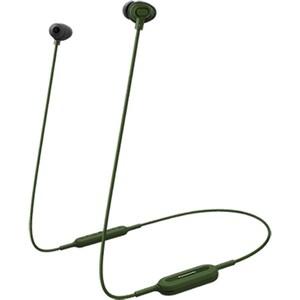 Casti PANASONIC RP-NJ310BE, Bluetooth, In-Ear, Microfon, verde