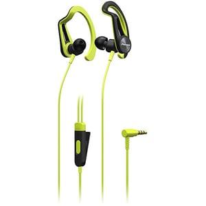 Casti PIONEER SE-E5T, Cu Fir, In-Ear, Microfon, galben