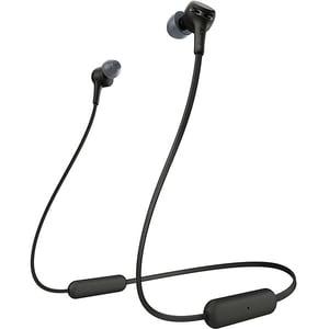 Casti SONY WI-XB400, Bluetooth, In-Ear, Microfon, Extra Bass, negru