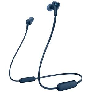 Casti SONY WI-XB400, Bluetooth, In-Ear, Microfon, Extra Bass, albastru