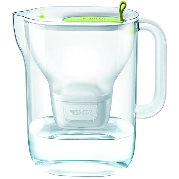 Cana filtranta BRITA Style XL Maxtra+ BR1026696, 3.6l, verde-transparent
