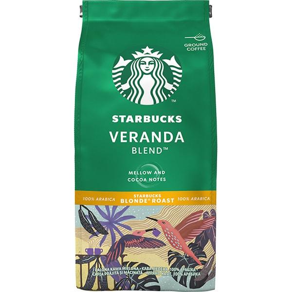 Cafea macinata STARBUCKS Veranda Blend 12452628, 200g