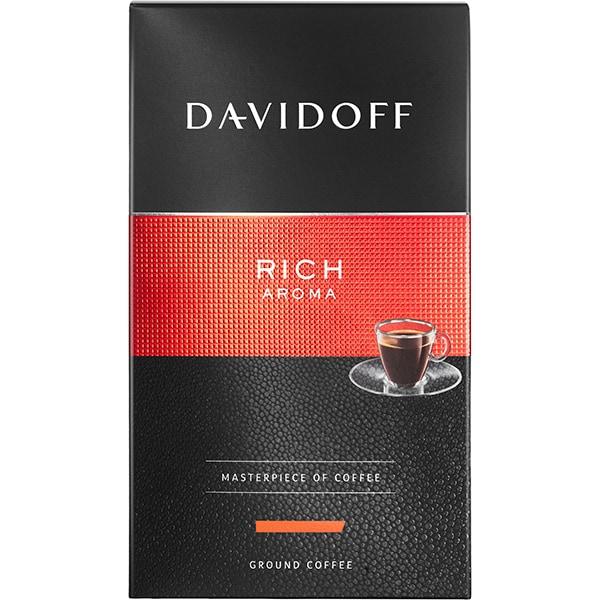 Cafea macinata DAVIDOFF Rich Aroma 4838, 250g