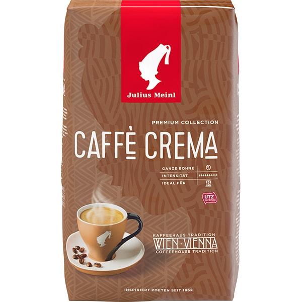 Cafea boabe JULIUS MEINL Premium Collection Caffe Crema 89533, 1000g