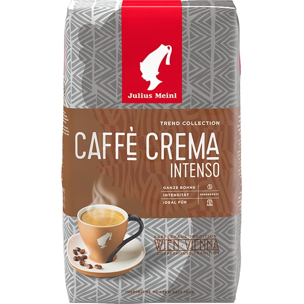 Cafea boabe JULIUS MEINL Trend Collection Caffe Crema Intenso 89535, 1000g
